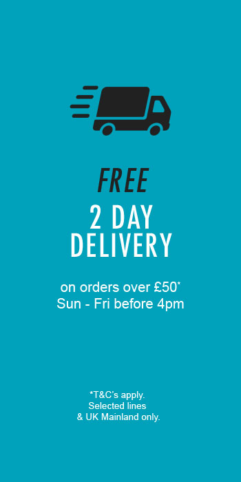 Free 2 Day Delivery