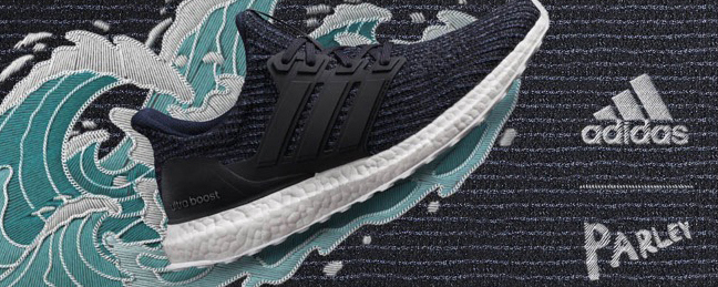 Adidas Parley: Run for the Oceans
