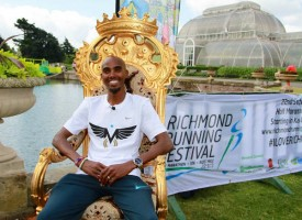 Richmond + Park + Running + Richmond Running Festival