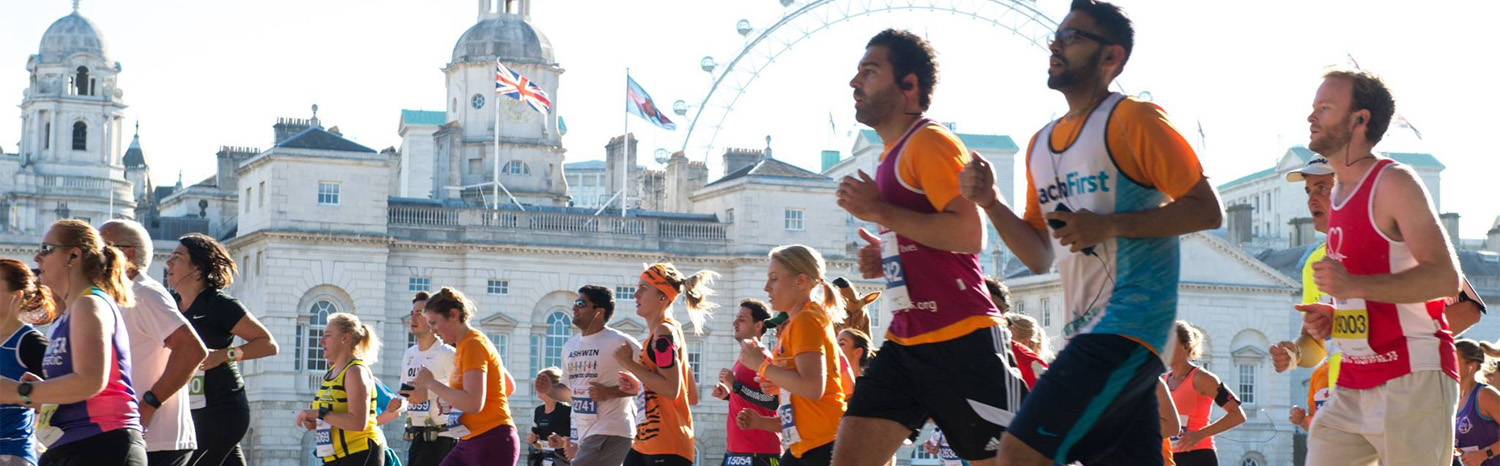 Royal Parks Half Marathon + 2016 + London