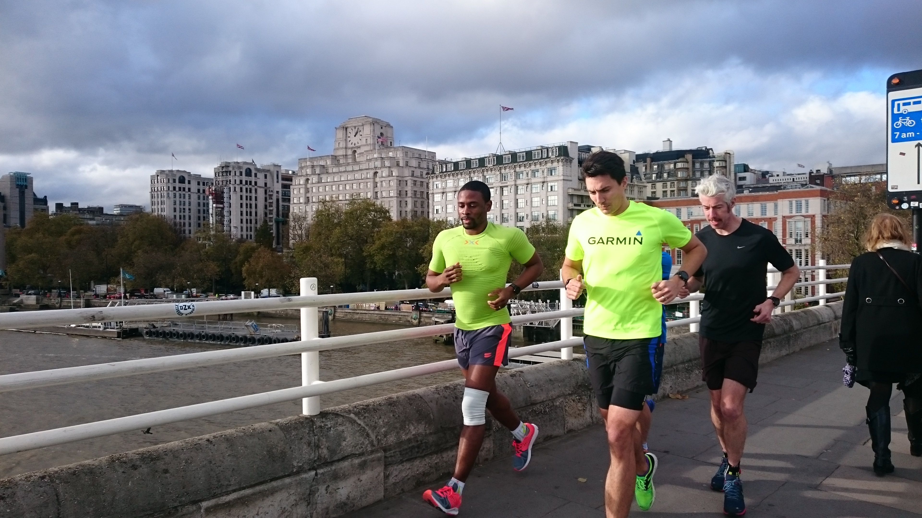 Running + Runners Need Review + Garmin Watch + Test + London