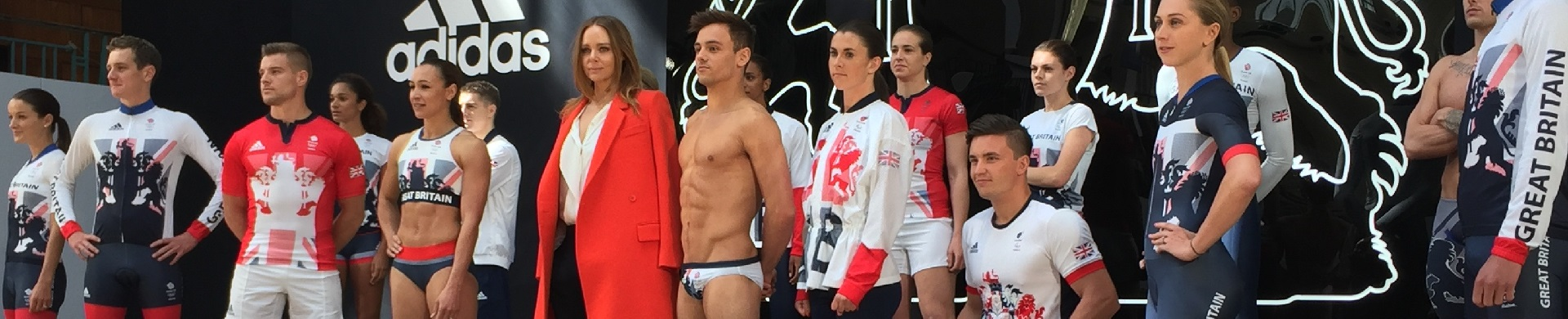 Stella Mccartney  + GB +  Rio 2016 Olympic + Kit