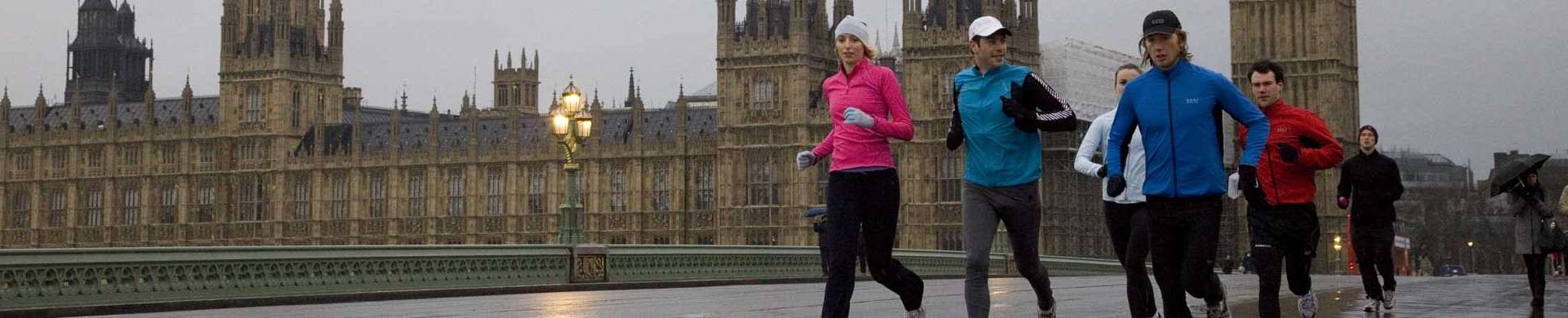 Parliament + London + Running